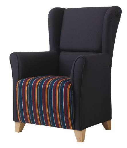 Eclipse High Back Chair