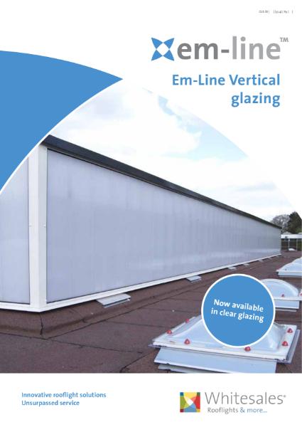 Em-Line Oversleeve Glazing Datasheet