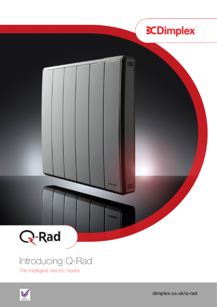 A. Q-Rad Electric Radiator