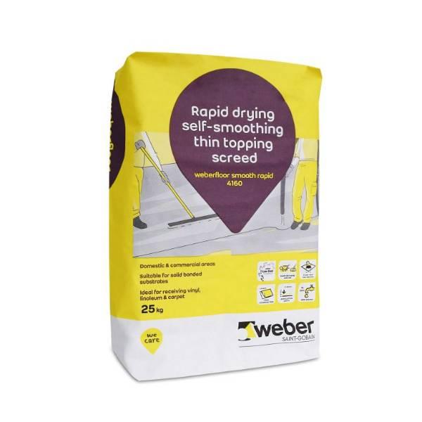 weberfloor smooth rapid 4160