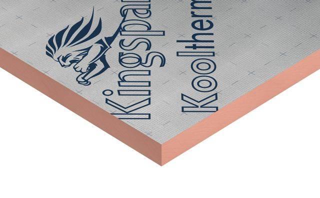 Kingspan Kooltherm K15 Rainscreen Board