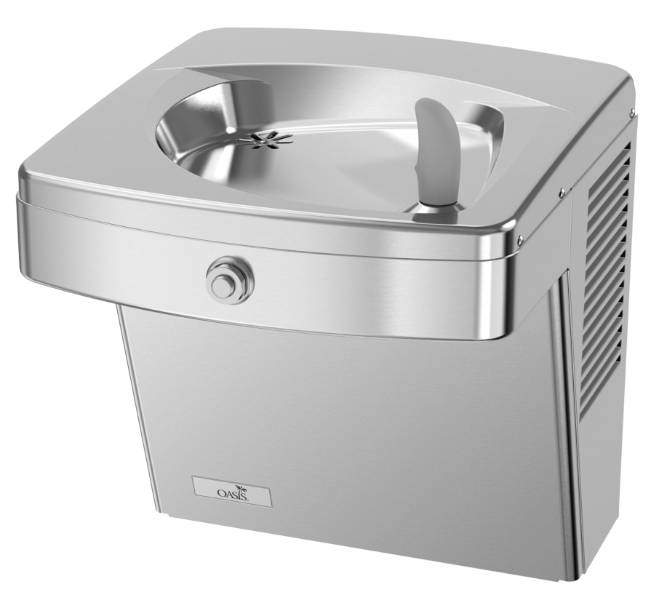 PV8ACY Manual Vandal Resistant Wall Mounted Drinking Fountain