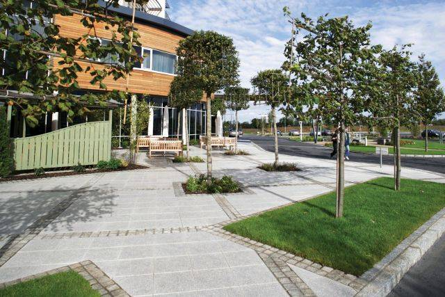 TerraPave® Natural Aggregate Flags