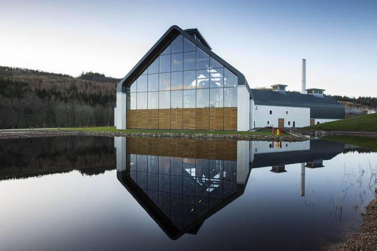 Speyside Distillery, Scotland