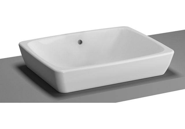 M-Line countertop washbasin, 50cm