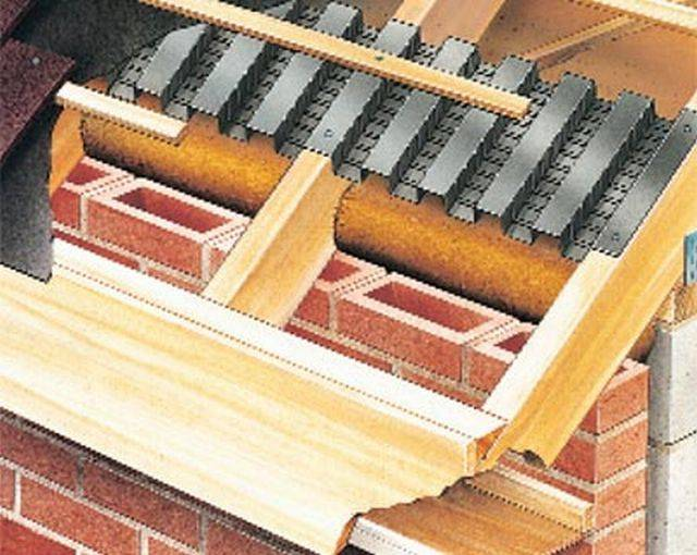 Roll Form Eaves Vent