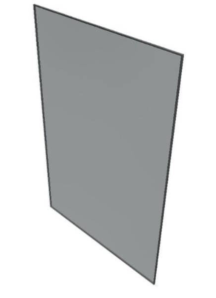 Pilkington Suncool™ 66/33 OW TGU [Curtain Wall Placement]