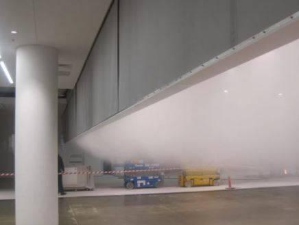 SmokeStop DH120 Smoke Curtain