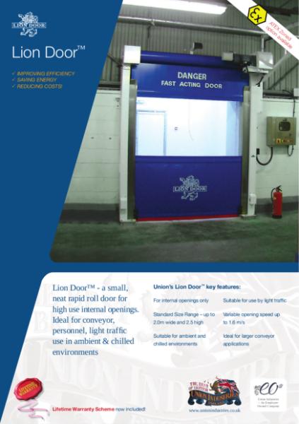Lion Door specification