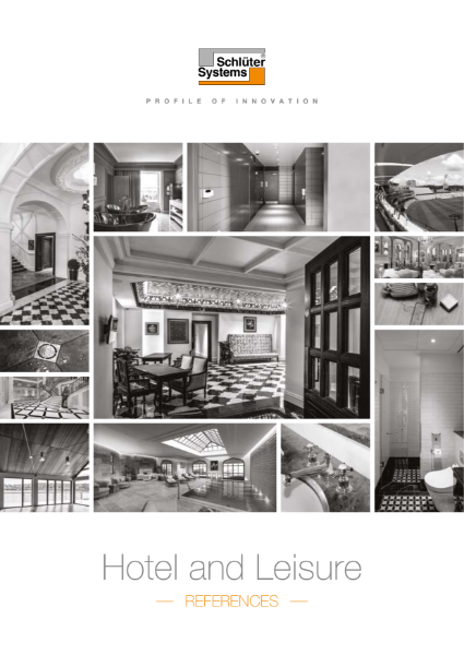 Hotels and Leisure References
