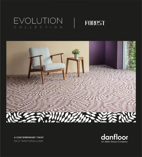 Evolution Carpet Collection - Forest