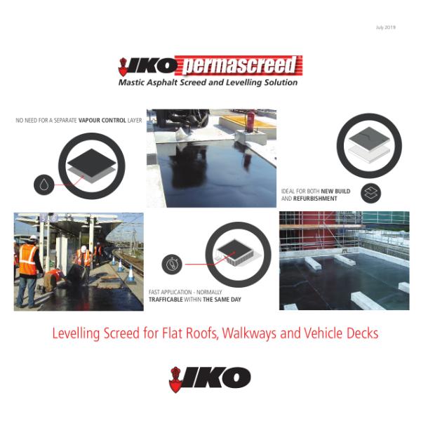 IKO Permascreed Brochure