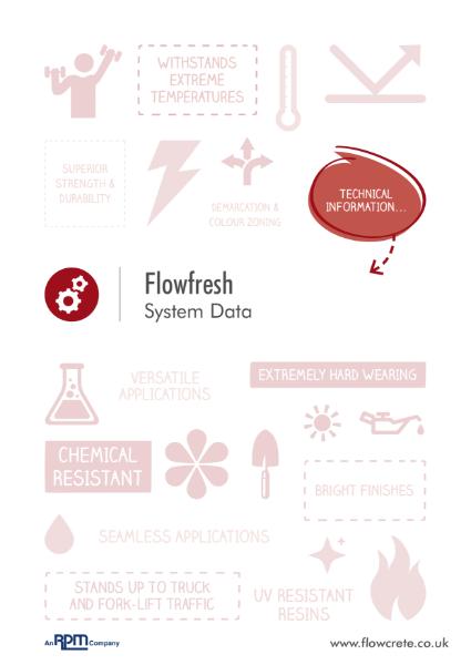 Flowfresh Product Data