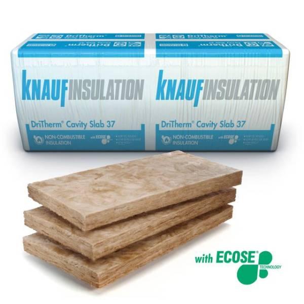 Knauf Insulation DriTherm® Cavity Slab 37