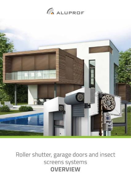 Roller Shutters, Garage Doors & Screens Overview