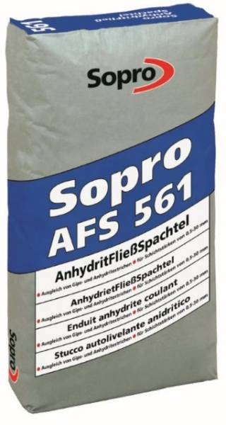 Sopro AFS 561 CA Levelling Compound