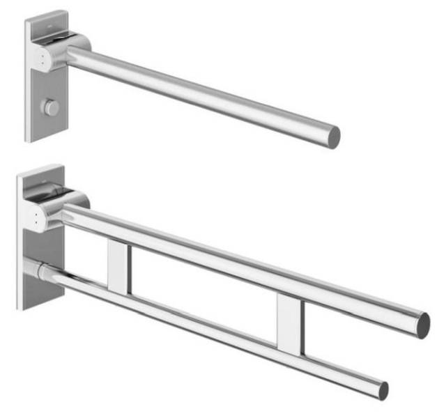 Hinged Support Rails Mono And Duo
