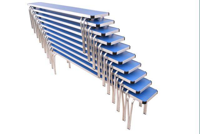 Contour25 Stacking Benches