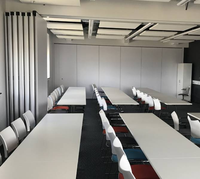 Style Delivers Flexible Training Space with Innovative Partitioning Solution