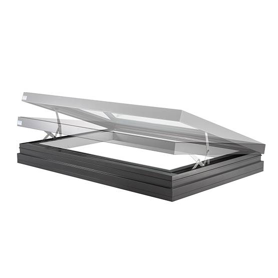 VisionVent Powered Operation Rooflight