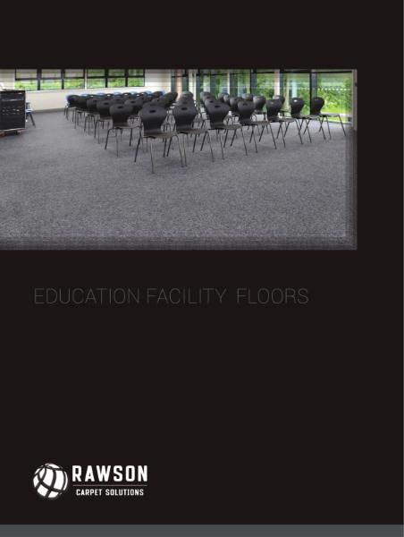 Education facility floors