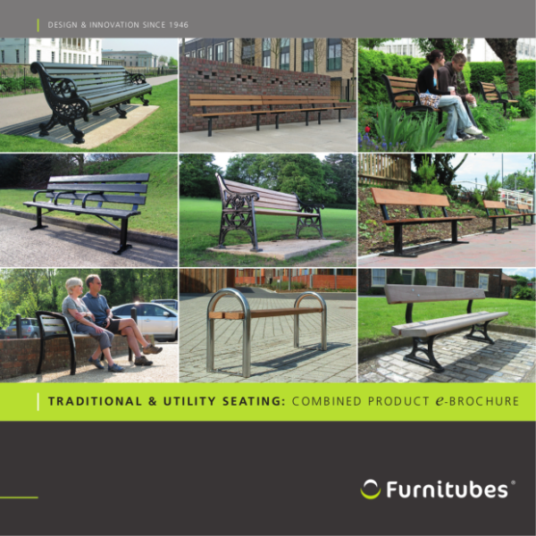 Combined Traditional & Utility Seating Brochure
