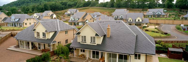 SSQ Matacouta natural roofing slate