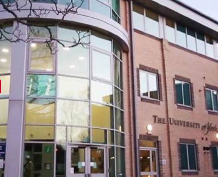 Security solution for University of York