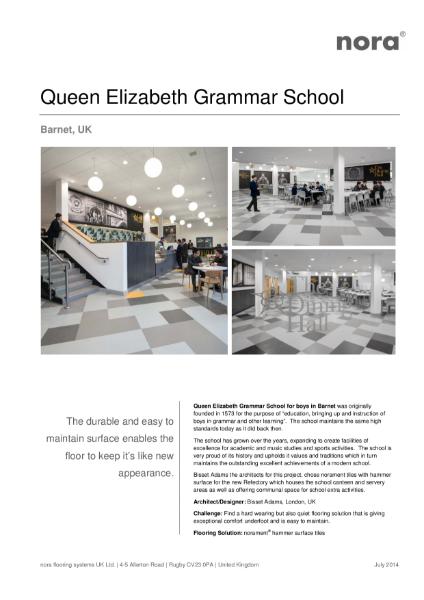 Queen Elizabeth Grammar School