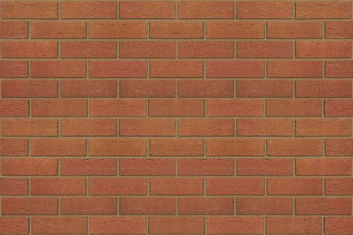 Brunswick Red - Clay bricks