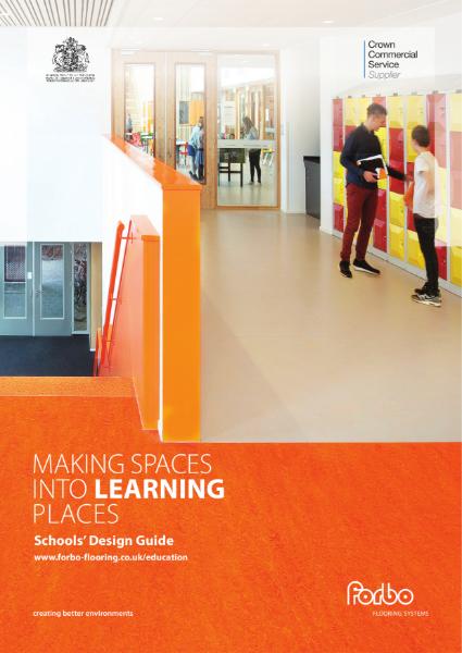 Forbo Brochure: School Design Guide