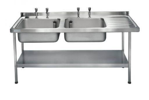 Catering Sink - Midi (Double Bowl)