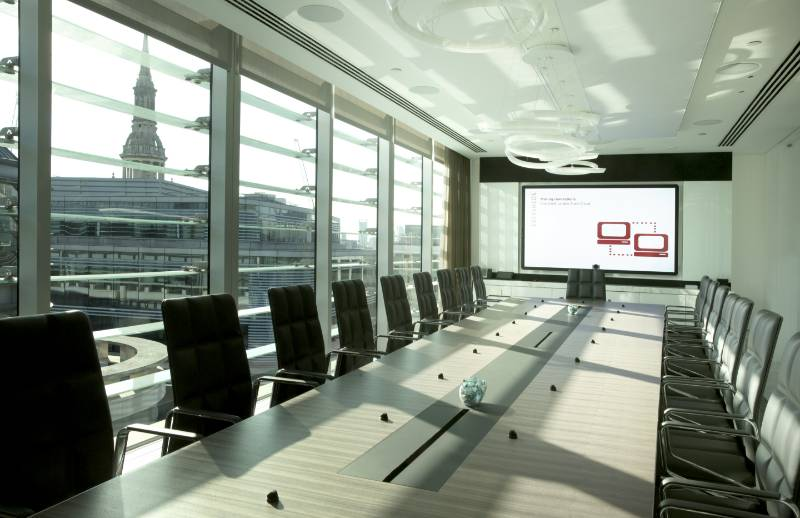 Eversheds Sutherland - Boardroom Exploits Latest Technology to Simplify Operation and Improve Collaboration