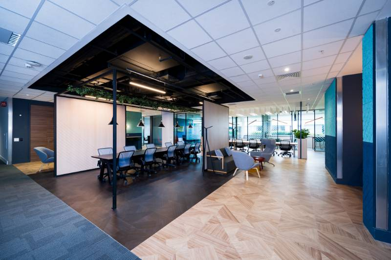 IVC Commercial Lines up at Hewlett Packard Enterprise