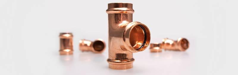 Conex Banninger B Press Copper Complete System