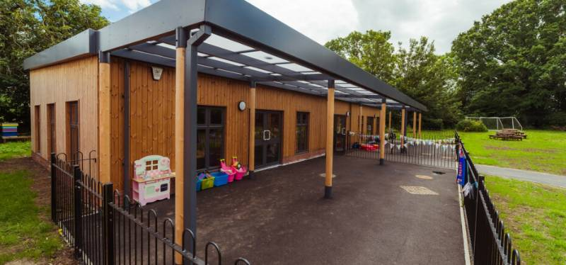 Case study – Sir John Moore's Primary School in Appleby Magna