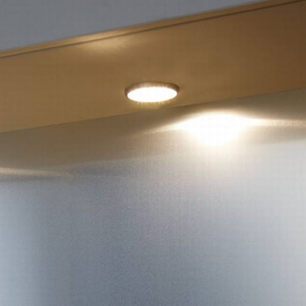 Loox 12V Lighting - Recessed LED Luminaires