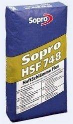 Sopro HSF 748 Flexible Bonding Slurry With Trass