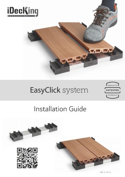 Decking - EasyClick