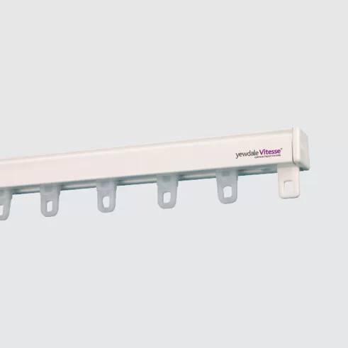 6200W Hand Drawn Curtain Track