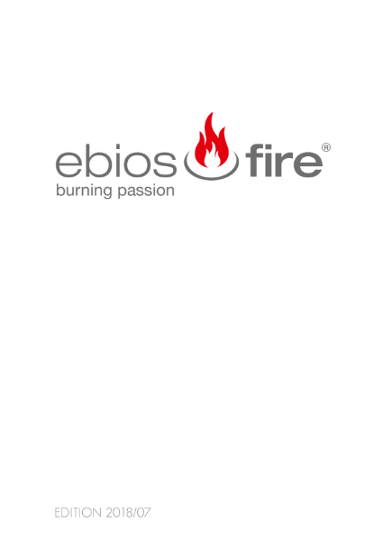 Ebios-fire bioethanol fires from DRU