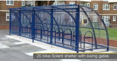 Solent Shelter