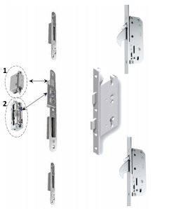 Winkhaus AV3 Automatic Multipoint Deadlock (HUKP-0403-01)