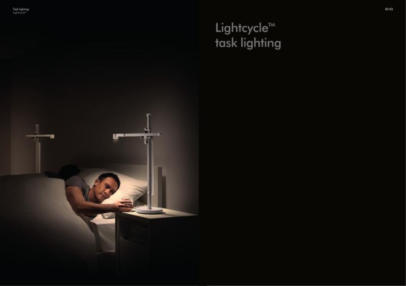 Dyson Lightcycle - Range Brochure