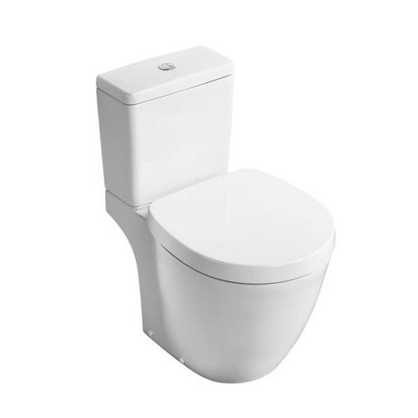 Concept Freedom XL Close Coupled WC Suite
