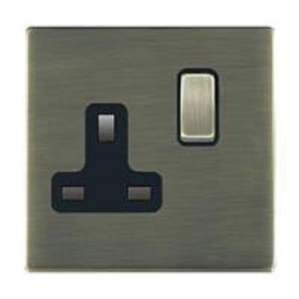 Sheer CFX - Power Sockets
