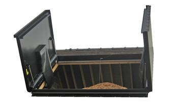 Biomass (Double Leaf) Access Hatch