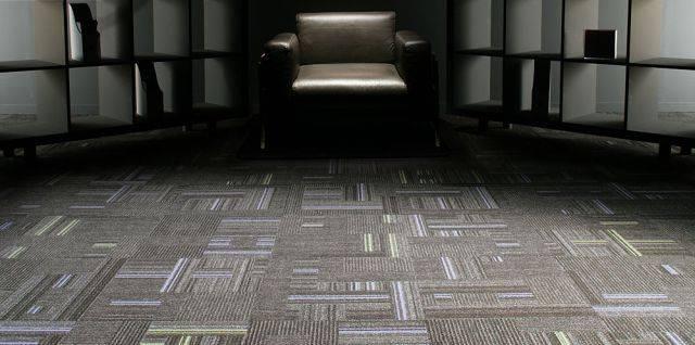 Times Square Carpet Tile
