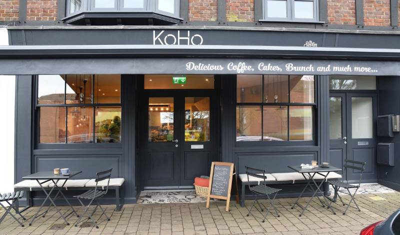 KoHo Coffee, Buckinghamshire