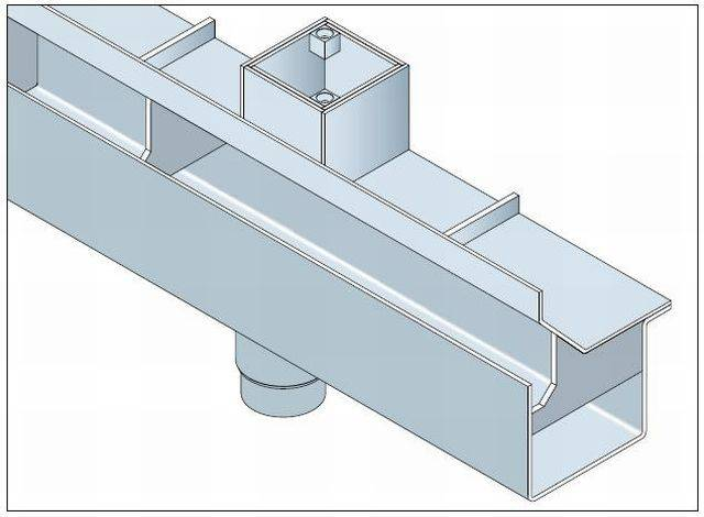TDN and TDR Bespoke Slotted Channels